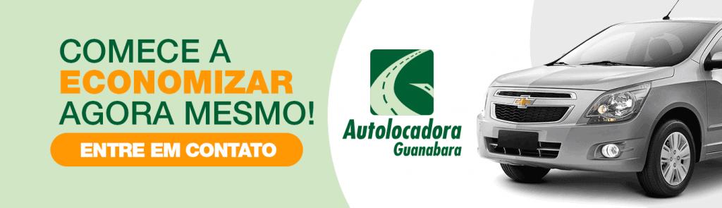 Comece a economizar na sua viagem de carnaval com o aluguel da Autolocadora Guanabara