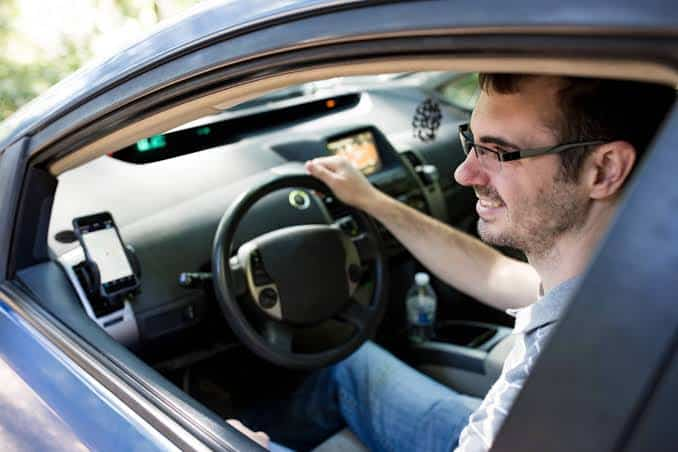 É possível ganhar muito como motorista de aplicativo