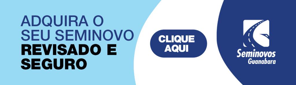 Adquira o seu seminovo revisado e seguro aqui nos Seminovos Guanabara